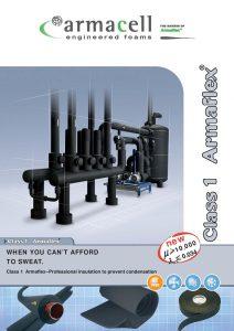 Class 1 Armaflex Insulation