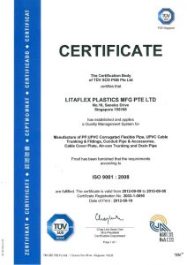 Litaflex Aircon Plastic Trunking